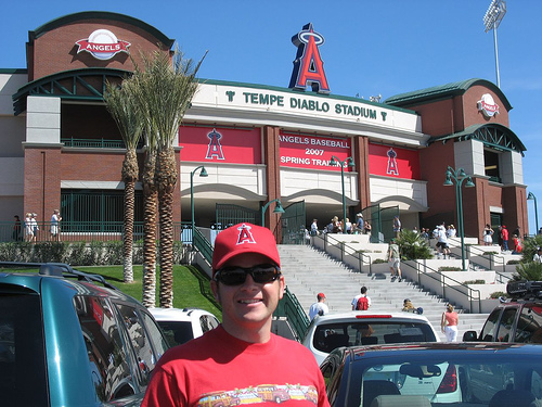 angels' tempe diablo stadium